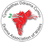 Drama Association of Wales Logo
